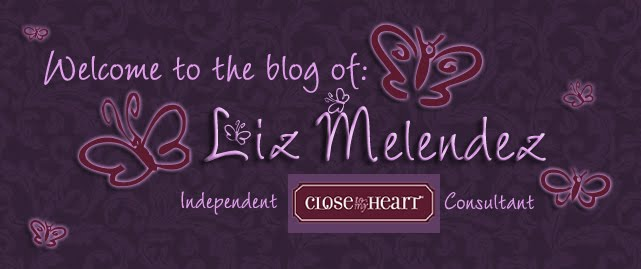 Welcome to the blog of: Liz Melendez
