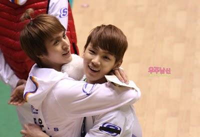 [News] Afeto de Key e Dongwoon, do B2ST, no Idol Star Atletics? Tumblr_lfikwaTXNI1qcl8qx