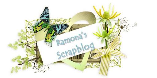 Ramona's Scrapblog