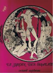 """""""Le Jardin des supplices"""", livre-audio, illustré par Francis Soubié"""