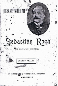 "Traduction espagnole de ""Sébastien Roch"", 1911"