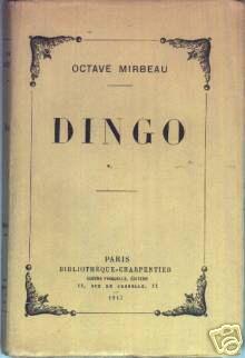 """""""Dingo"""", 1913"""
