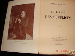 """""""Le Jardin des supplices"""""""