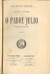 """Traduction portugaise de """"L'Abbé Jules"""", années 1910"""