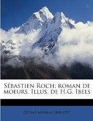 """Édition américaine de """"Sébastien Roch"""", en français, 2010"""