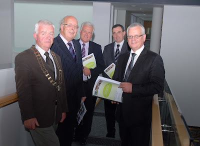 MEDIA IMAGES Launch Of Clare County Council Tourism Strategy 2010  2014