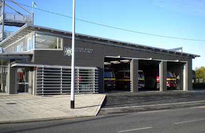 MEDIA IMAGES Kilmallock Fire Station