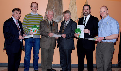 MEDIA IMAGES Orienteering Venue And Map Launched In Ennis