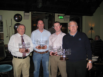 MEDIA IMAGES Midwest Fourball Wins Clare Ultimate Golf Challenge