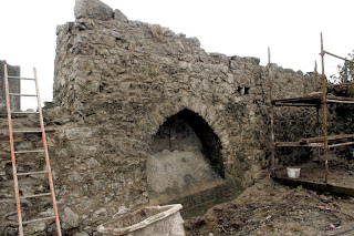 MEDIA IMAGES Conservation Of Medieval Walls In Kilmallock