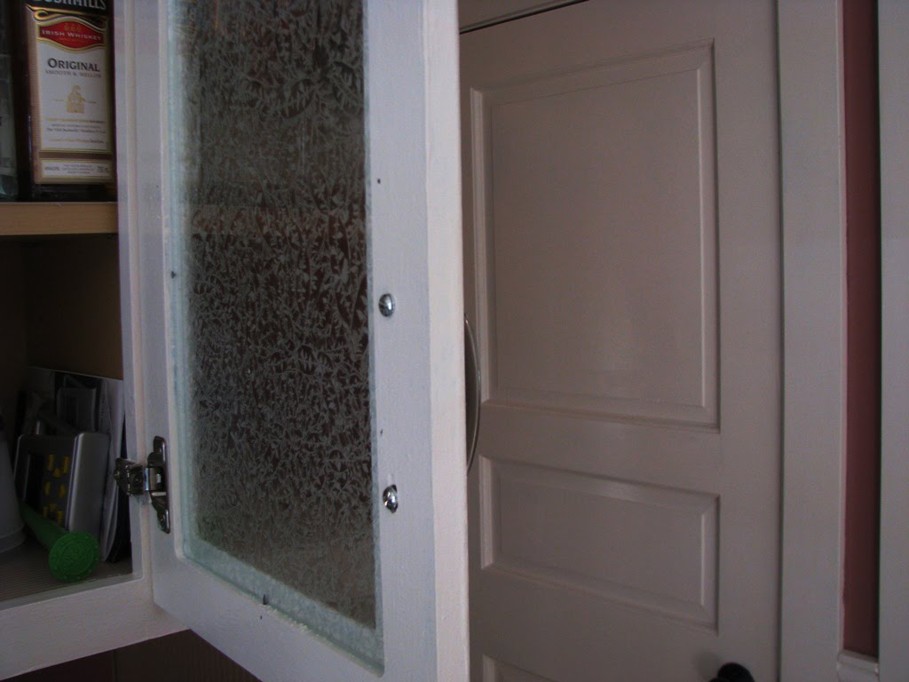 You Can Order Cabinet Doors Cut For Glass Which Means The Doors A