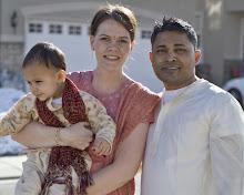 Kamal, Amber, and Krish