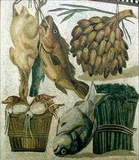 Roman cuisine for Ancient roman cuisine