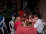 Promoción del ajedrez en Comedores Comunitarios