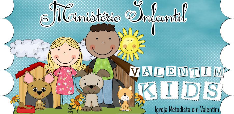 VALENTIM KIDS - Igreja Metodista em Valentim