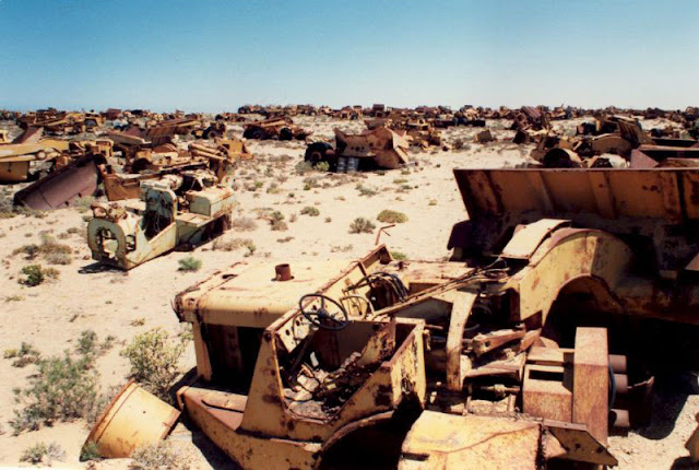 Used Chevy Trucks For Sale In Nc The diamond mine vehicle graveyard of Namibia