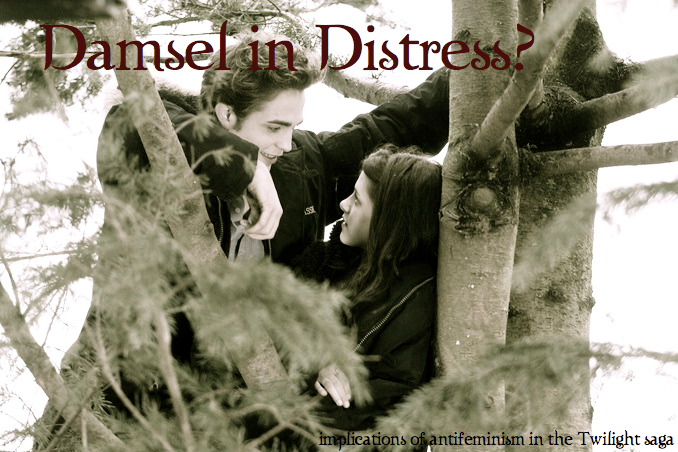 Damsel In Distress?