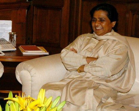 Behan Mayawati Fans Club