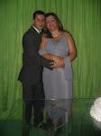 Tio Fabrício e Tia Marcia Daniela