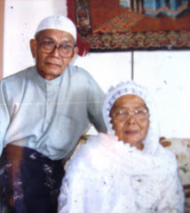 Mama dan Arwah Bapa
