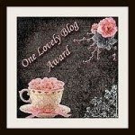 Fellow Bloggers awarded me.