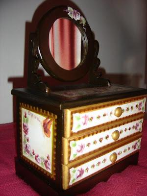 Cajas Decorativas Imitacion Rattan