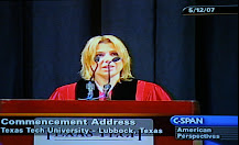 Susan Polgar TTU Commencement Video