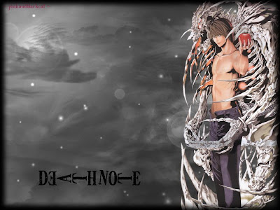 wallpaper death note. Free Wallpaper Death note