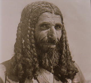 A picture of a Bedouin A
