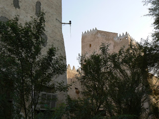 Umm Slal Mohammed forts