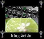 Premio Blog acido