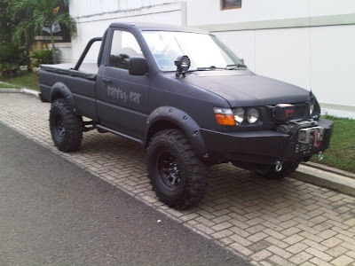 Wairatas Kitchen   Dijual Kijang pick up 1997 diesel alto style