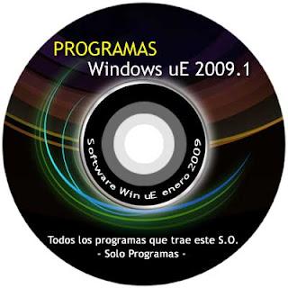 Descargar Windows uE SP3 2009.1