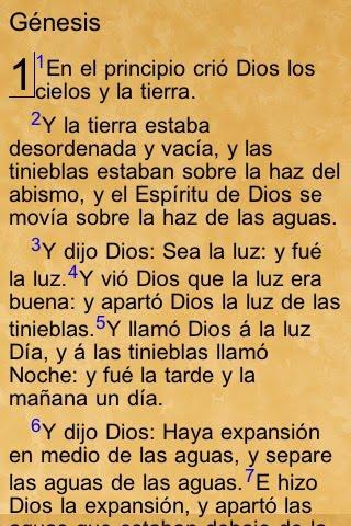 La Biblia Reina Valera (Spanish Bible) IPA 4.0 iPhone iPod Touch iPad