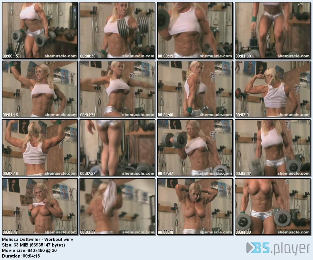 Melissa Dettwiller Workout