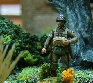 Normandy Game Photos in 1/72 Scale