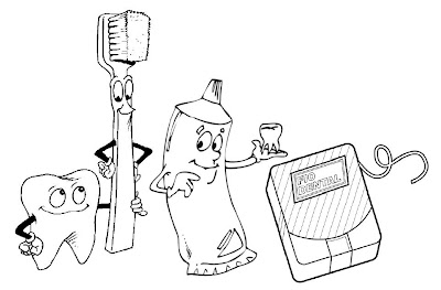 Desenho Animado Infantil on Inform  Tica Educativa Na Emei  Desenhos   Higiene Bucal