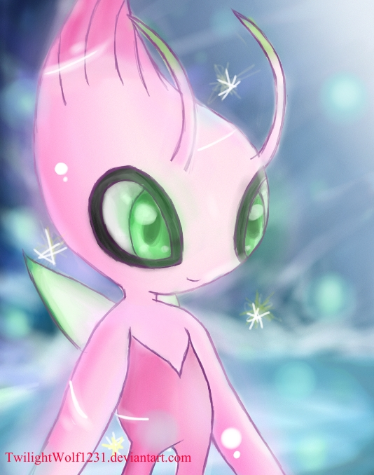 VoltTurn Team Shiny_Celebi_by_TwilightWolf1231