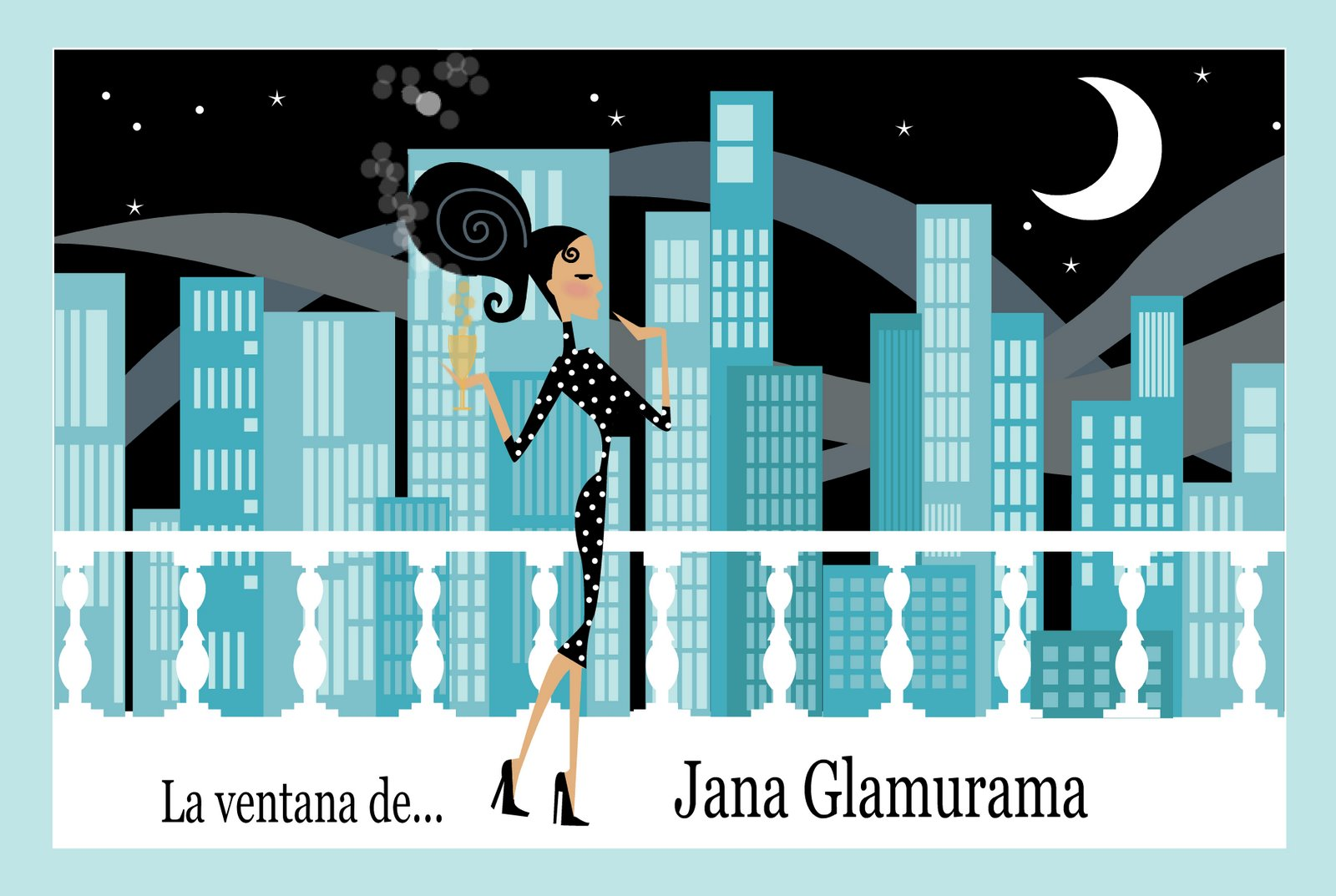 La Ventana de Jana Glamurama