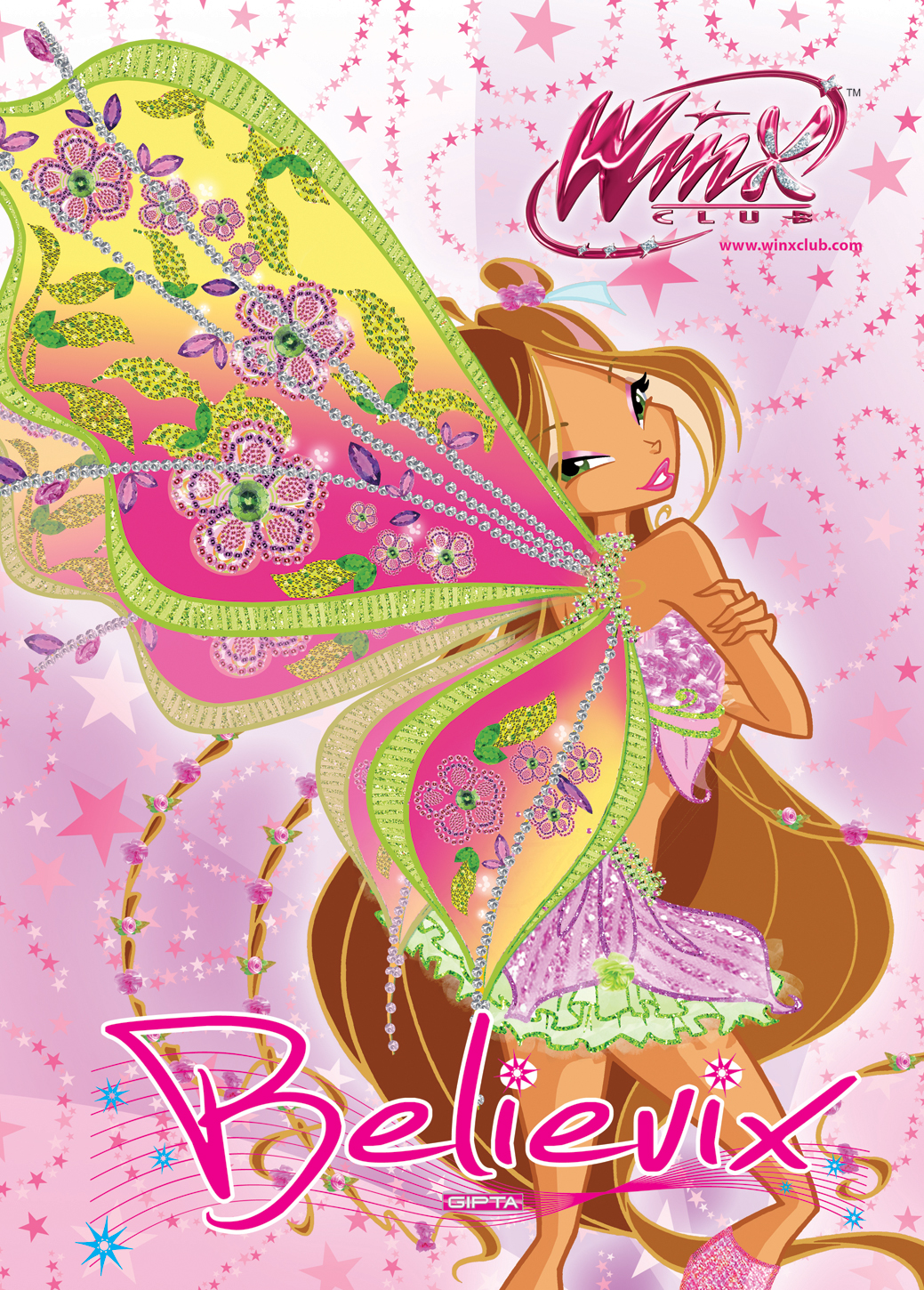 Winx Bloom and Flora Pictures