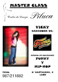 Master class Vicky FAMA