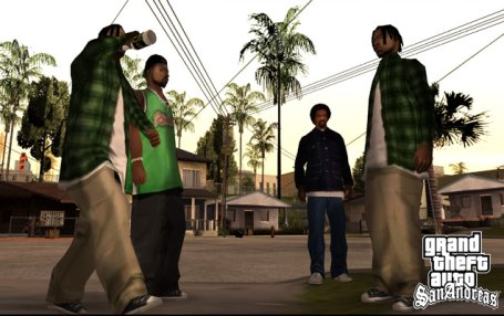 gta san andreas 2. Grand Theft Auto :San Andreas