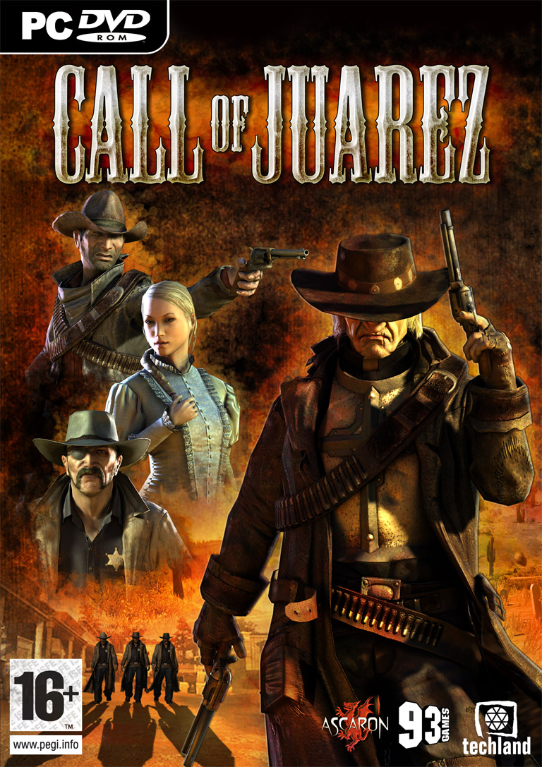 battle of games call of jaurez free pc game download