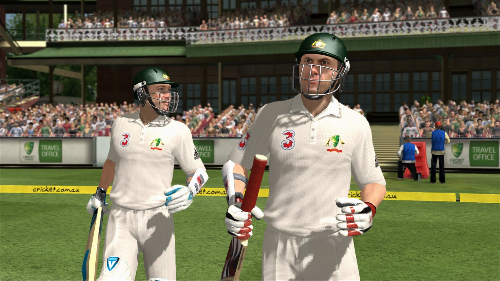 Ashes Cricket 2009 (PC Game)