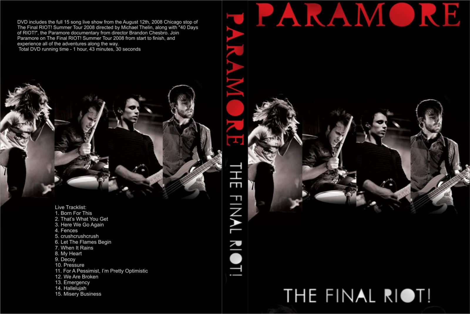 302 Found Paramore Riot Mp3