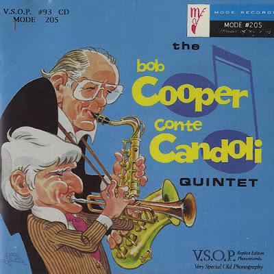 The Bob Cooper - Conte Candoli Quintet