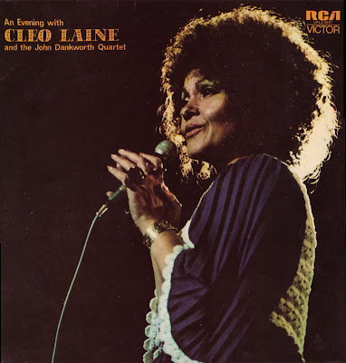 An Evening With Cleo Laine & the John Dankworth Quartet (1972)