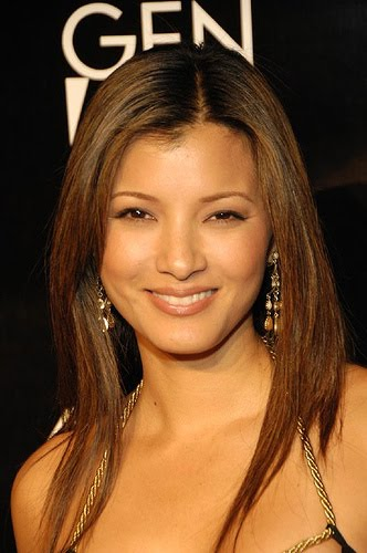 kelly hu. Word is, actress Kelly Hu has