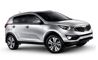 2011 Kia Sportage car wallpapers and specificaton