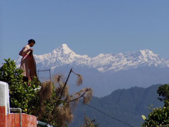 हिमालय लाँड्री हैंगिंग